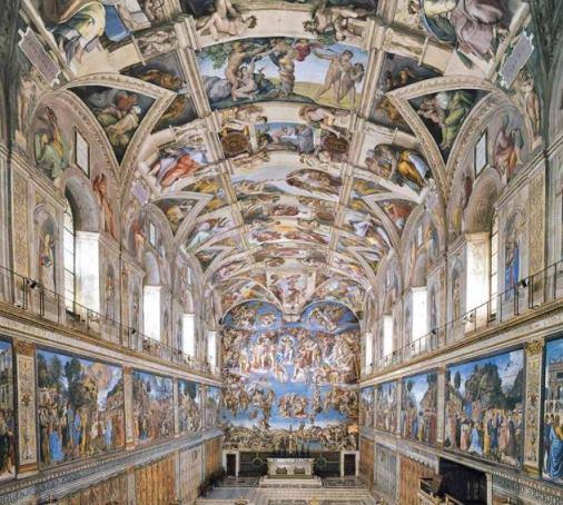 Museos Vaticanos y Capilla Sixtina 3