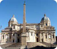 basílicas de Roma Santa María Mayor