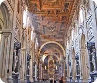 basílicas de Roma San Juan de Letrán