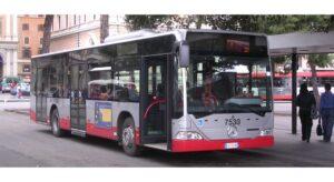 Autobuses en Roma 2