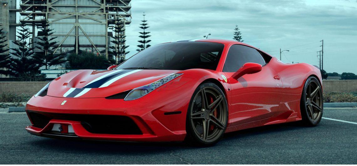 Roma en Ferrari 1