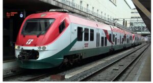 Tren en Roma 1