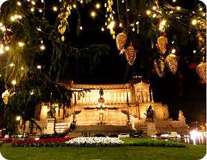 fin de ano roma