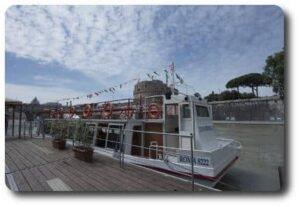 Roma en Barco 3