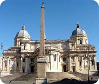 basilica santa maria mayor roma obelisco