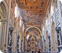 Monumentos de Roma San Juan de Letran