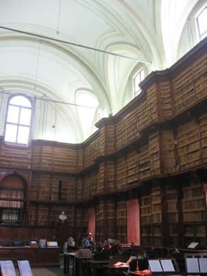 biblioteca angelica roma gratis