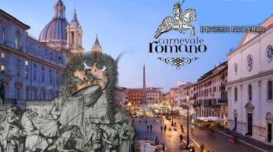 carnavales en Roma