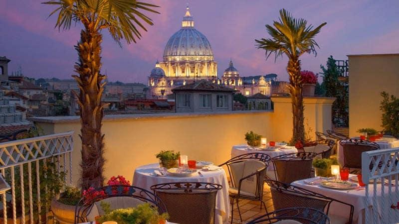 Restaurantes de Roma 8