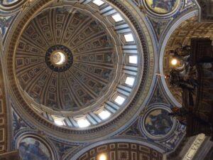 Visita Basilica San Pedro