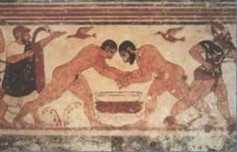 tarquinia tumbas etruscas
