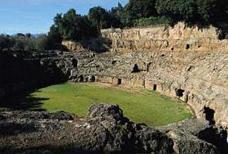 sutri Roma etrusca