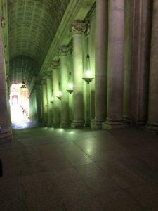 Tour museos vaticanos escalera del Bernini