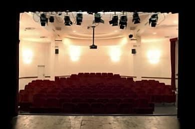 escenario música en roma