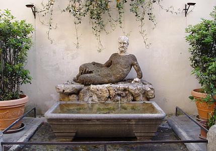 estatua babuino
