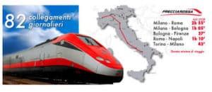 Tren en Roma 3