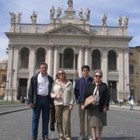 visita guiada Roma Cristiana ante San Juan de Letrán