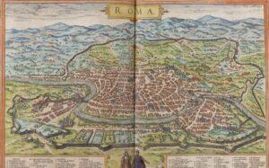 Mapa de Roma 4
