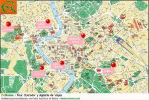 Mapa de Roma 1
