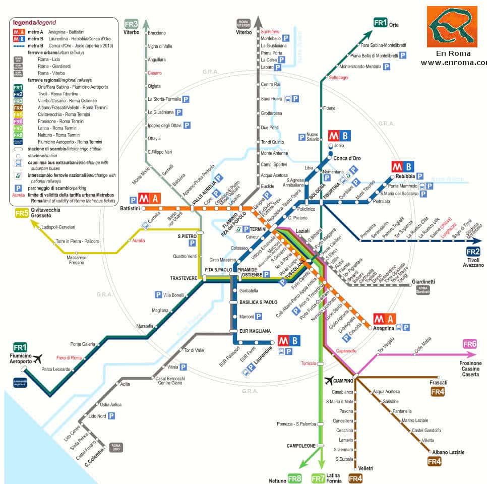 metro-map