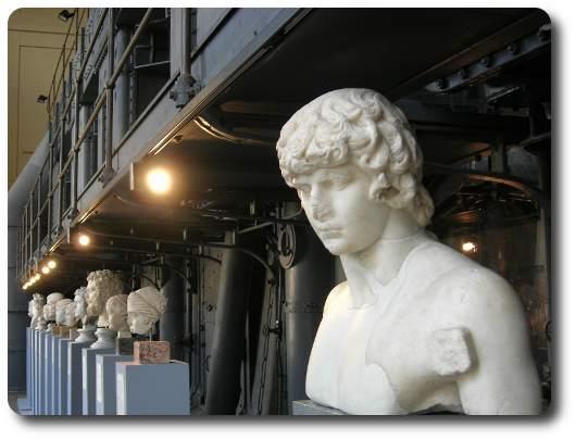 museo roma montemartini muestras y exposiciones