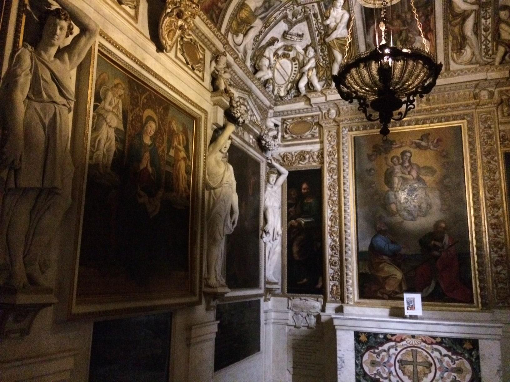Capilla de los Museos Capitolinos