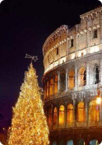 Navidad en Roma