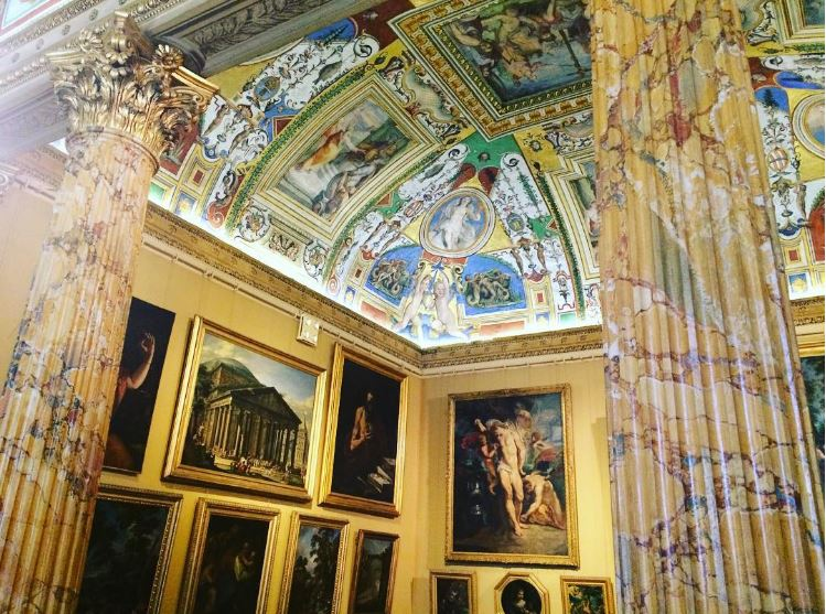 Galeria Palacio Corsini