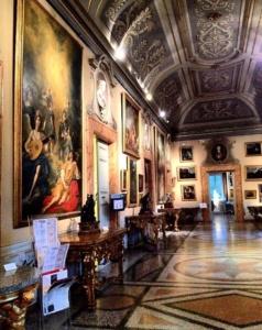 Colección cuadros Palacio Corsini