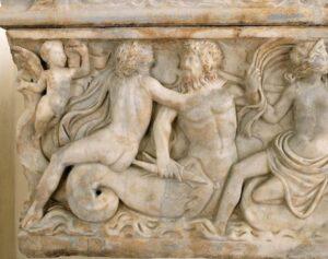 palacio Corsini sarcofago