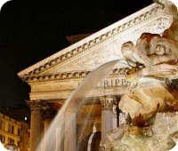 Monumentos de Roma Panteon