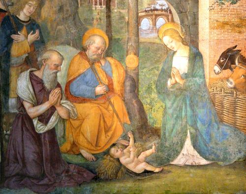 Pinturicchio en Santa Maria del Popolo
