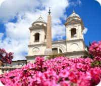 Monumentos de Roma Plaza España