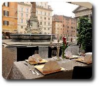 Restaurantes en el centro de Roma 1