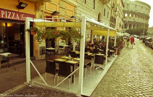 restaurante para navidad y nochevieja en Roma