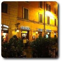 Restaurantes en Trastevere 5