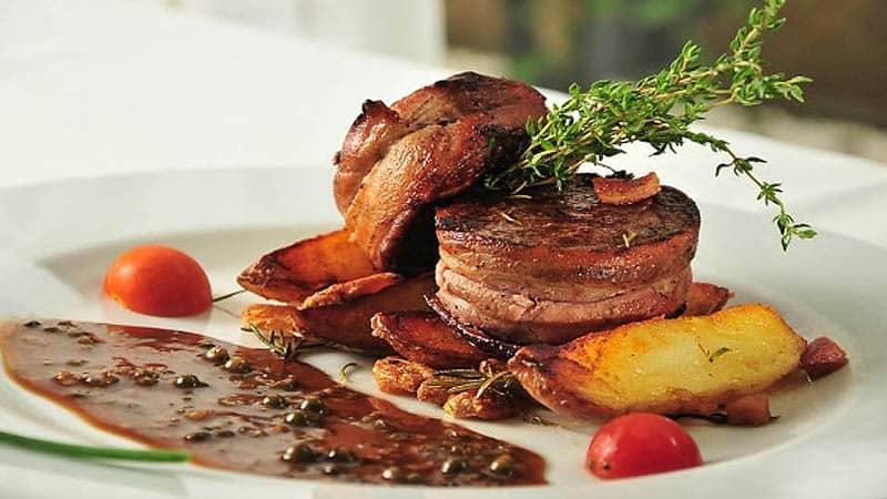 Restaurantes de alta cocina en roma gu a en roma for Platos de alta cocina