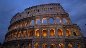 Restaurantes en Roma cerca del Coliseo