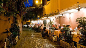 Restaurantes de Roma por zonas