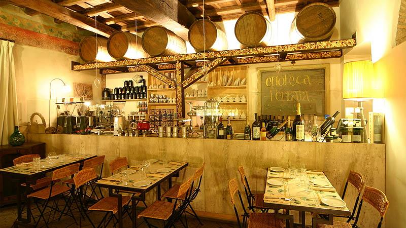 Restaurantes de Roma con cocina tradicional