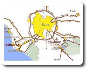 Traslados Aeropuerto Roma 3
