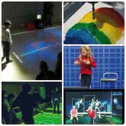technotown actividades en Roma con niños