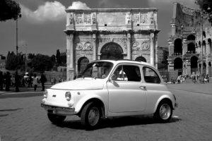 Roma en Vespa 4