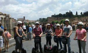 Roma en Segway 4