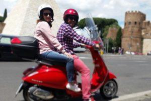 Tour Vespa 1