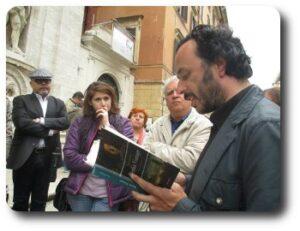 Roma Literaria Caravaggio y Berlin Vintage