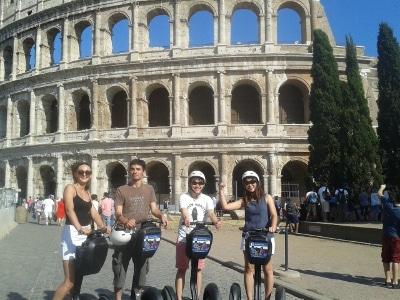 Roma en Segway
