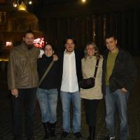 Tour Roma de noche con cena
