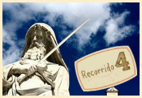 recorridos para visitar Roma 4
