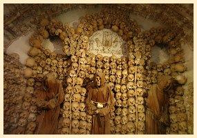 visitar cripta capuchinos roma